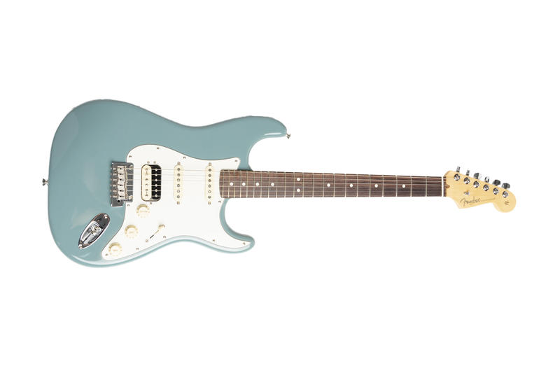 Fender American Professional Stratocaster Olympic White Guitar giveaway advent calendar