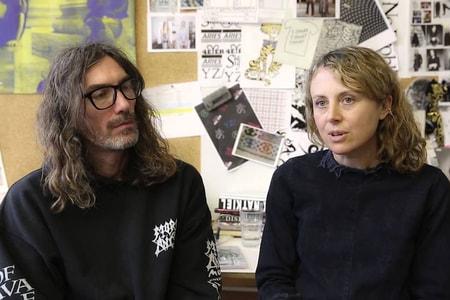 Fergus Purcell & Sofia Prantera