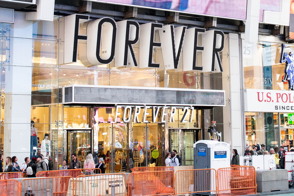 a3542db7ef5 Forever 21