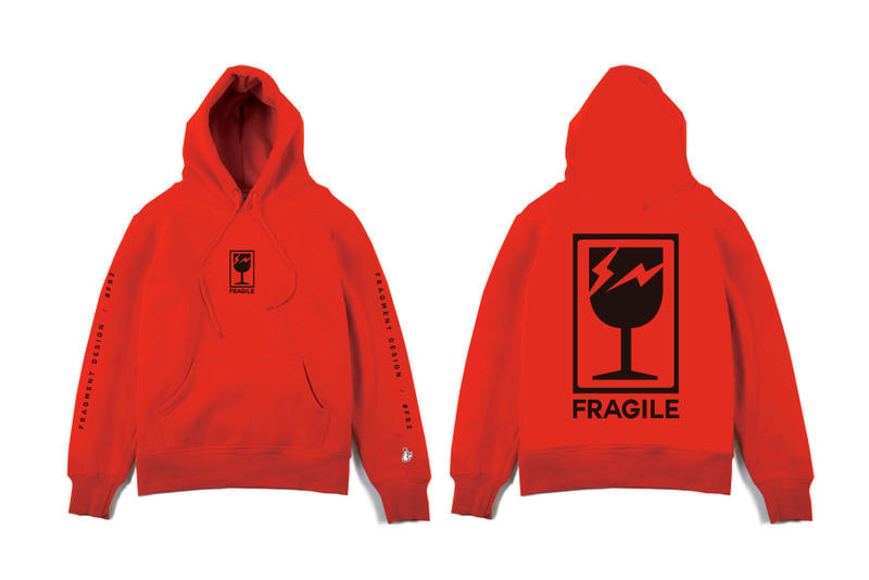 fragment design x Fxxking Rabbits Collaboration Okinawa japan