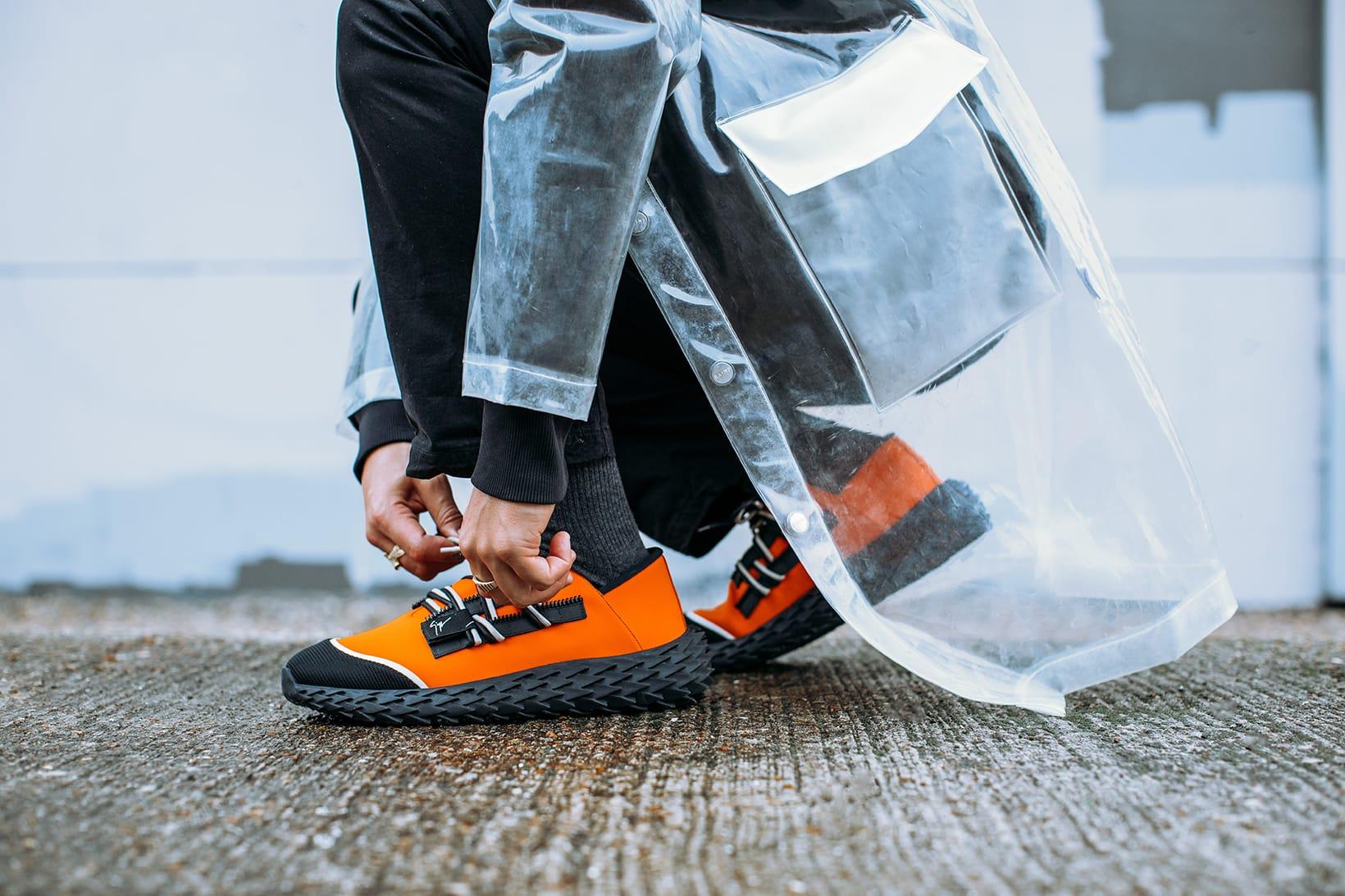 Giuseppe Zanotti Urchin Sneaker Vivid