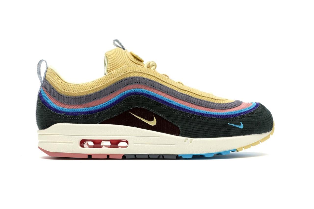 top 10 sneakers 2018
