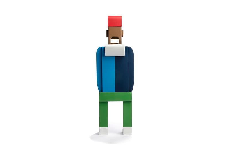 Grotesk x Case Studyo Stadium 1992 Sculpture Release figures toys collectibles polo RRL Ralph Lauren wooden figure