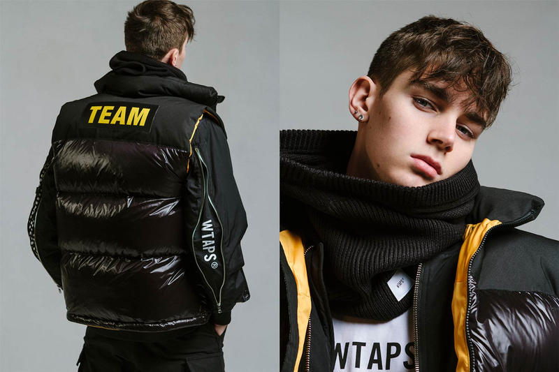 Haven Neighborhood and Wtaps FW18 Editorial styling fashion photography clothing winter outerwear
