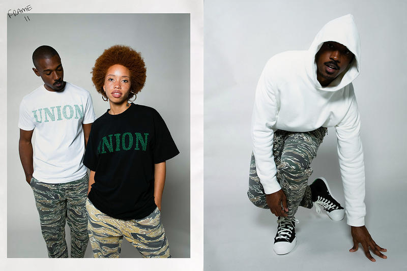 "Heineken Union ""Green Collar"" Capsule Collaboration collection drop release date info buy 100 los angeles la pro keds sneaker december 1 2018 beer"
