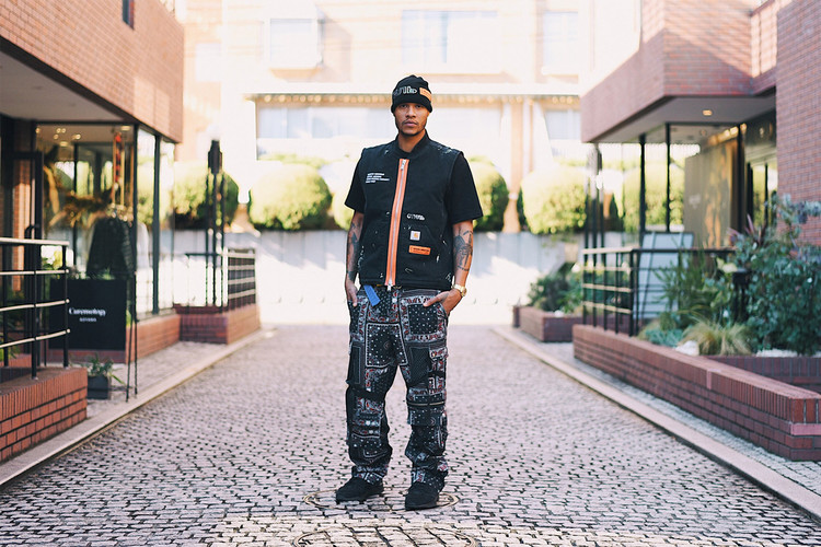 381cce5a1d1e Heron Preston Breaks Down the Design Ethos of his Carhartt WIP Collaboration