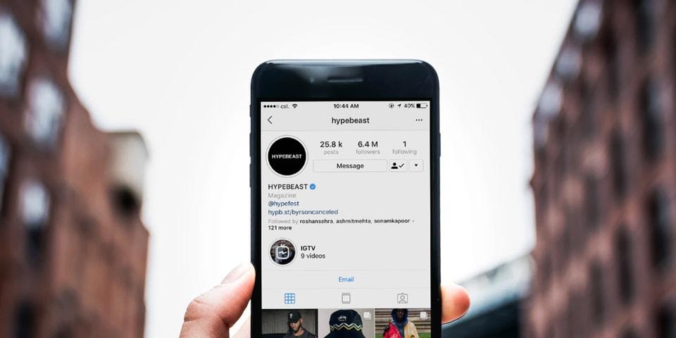 Instagram Horizontal-Scroll Update Backlash | HYPEBEAST