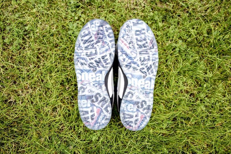 Updated Nike SB Pigeon Dunk Closer Look Black White Bamboo Panda jeffstaple