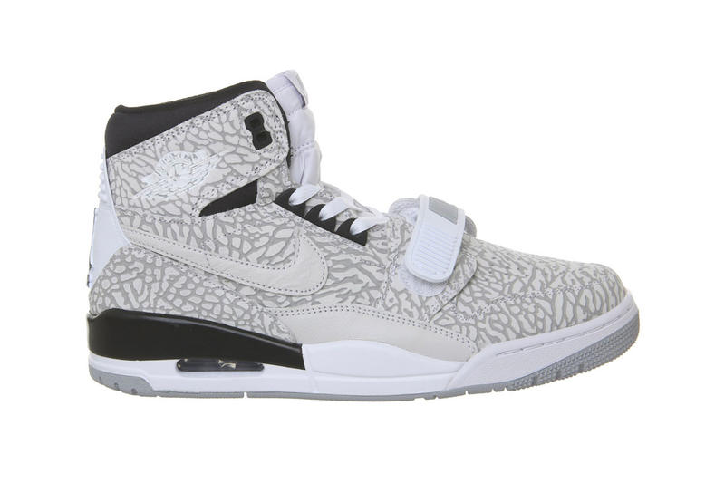 "Jordan Legacy 312 ""Flip"" Release Date grey white black colorway price elephant"