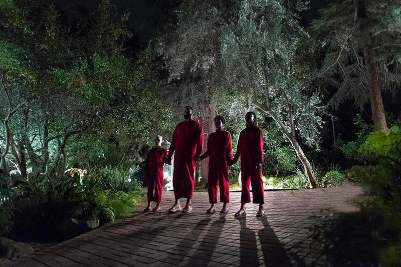A First Look at Jordan Peele's 'Us' horror film movie entertainment weekly get out