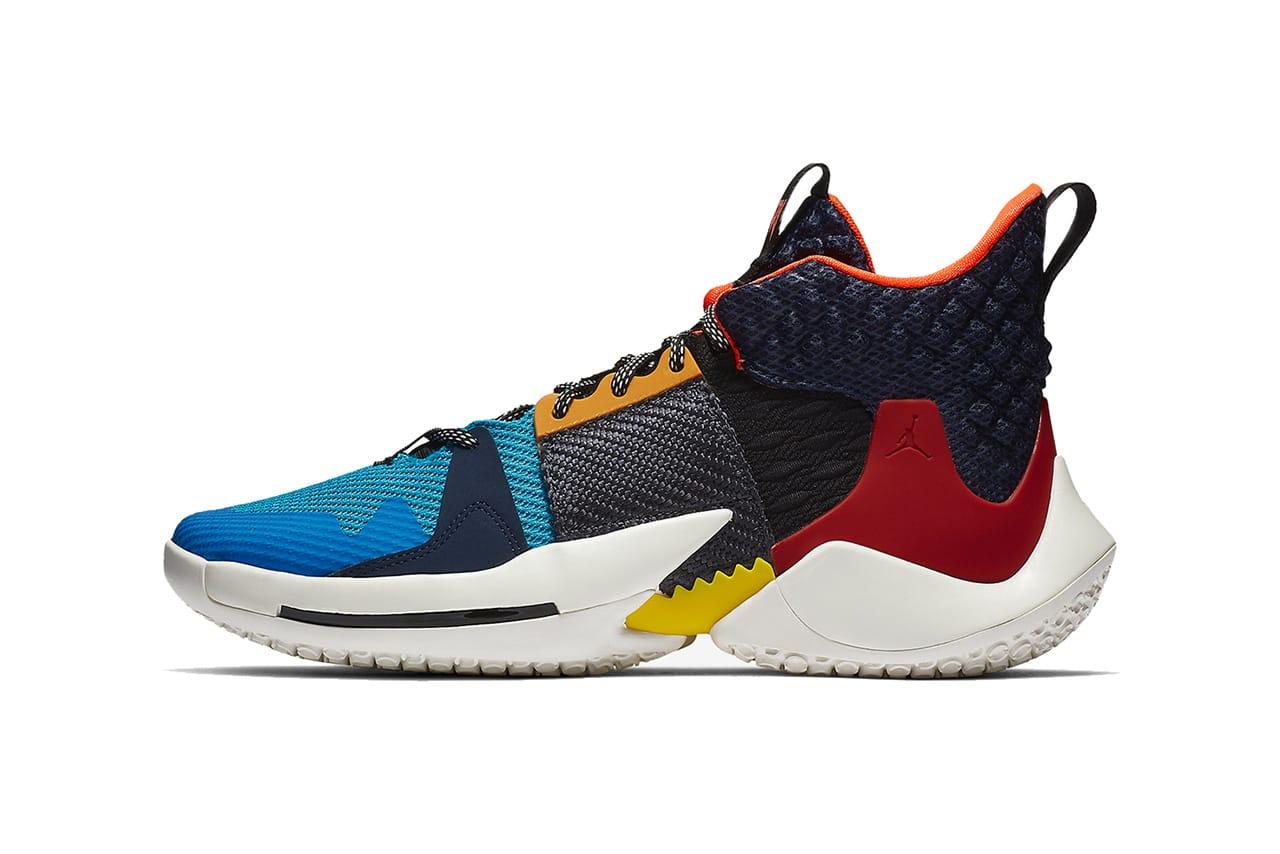Jordan Why Not Zer0.2 Multicolor