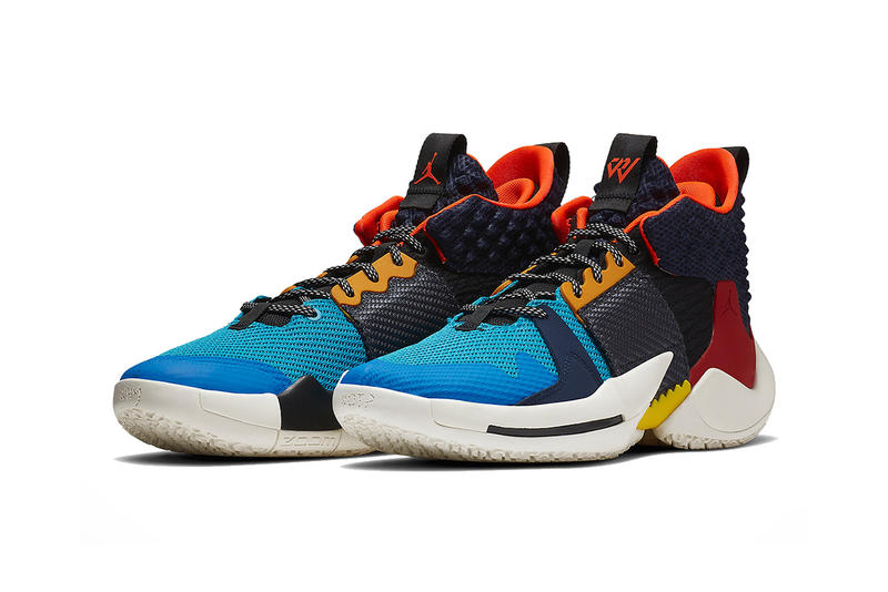 jordan why not zer0 2 jordan brand 2019 january release date russell westbrook footwear