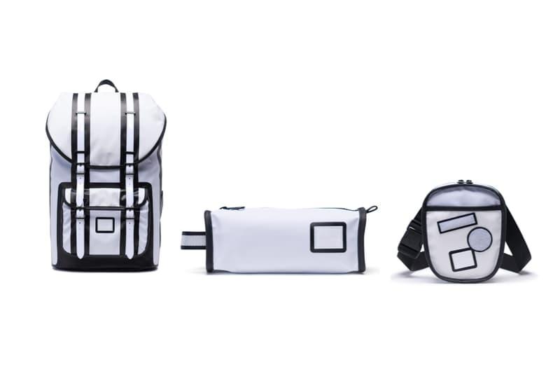 joshua vides herschel supply co bags accessories giveaway advent calendar hypebeast art