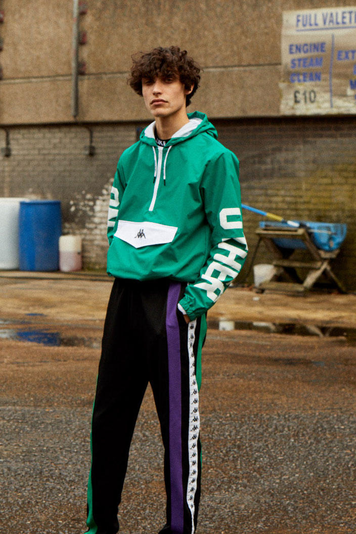 5c5bca078b Kappa Spring 2019 Men/Women Collection Lookbook | HYPEBEAST