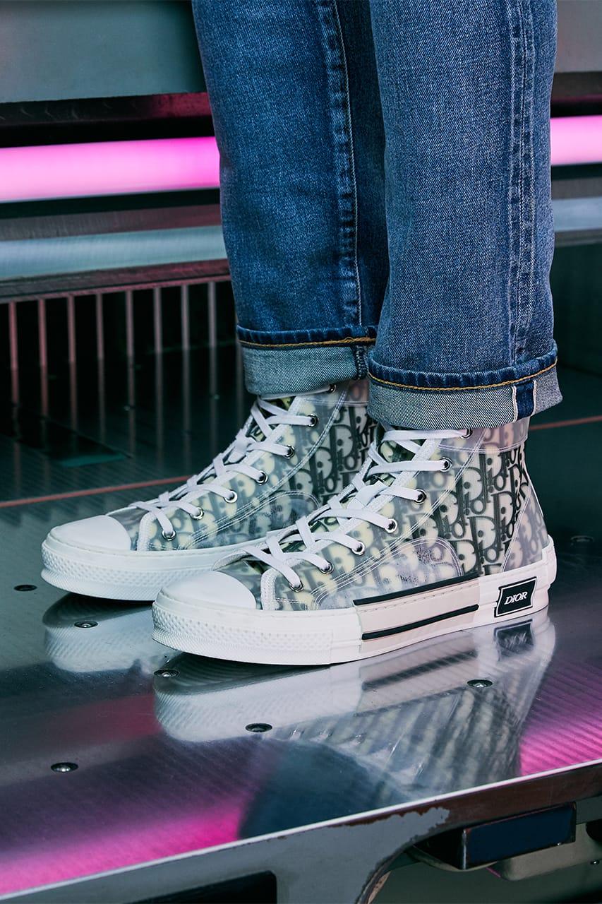 KAWS x Kim Jones x Dior Summer 2019