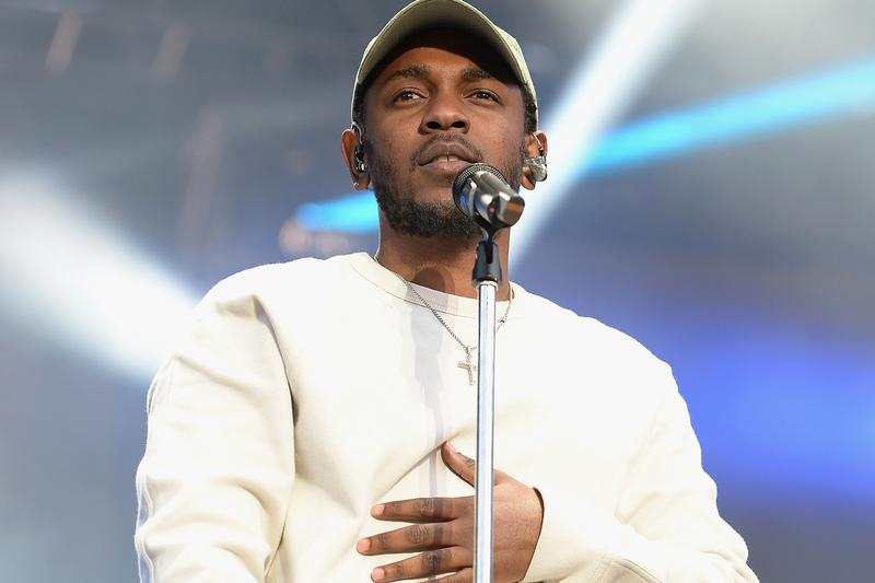 Kendrick Lamar Isn't Working on a New Album Los Angeles Times interview music black panther