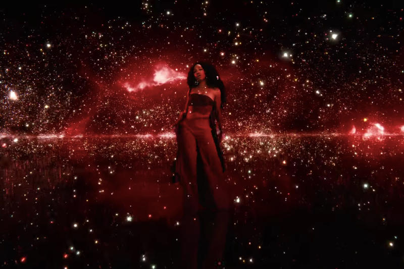 Kendrick Lamar SZA All the Stars lawsuit Settlement music video Lina Iris Viktor Constellations