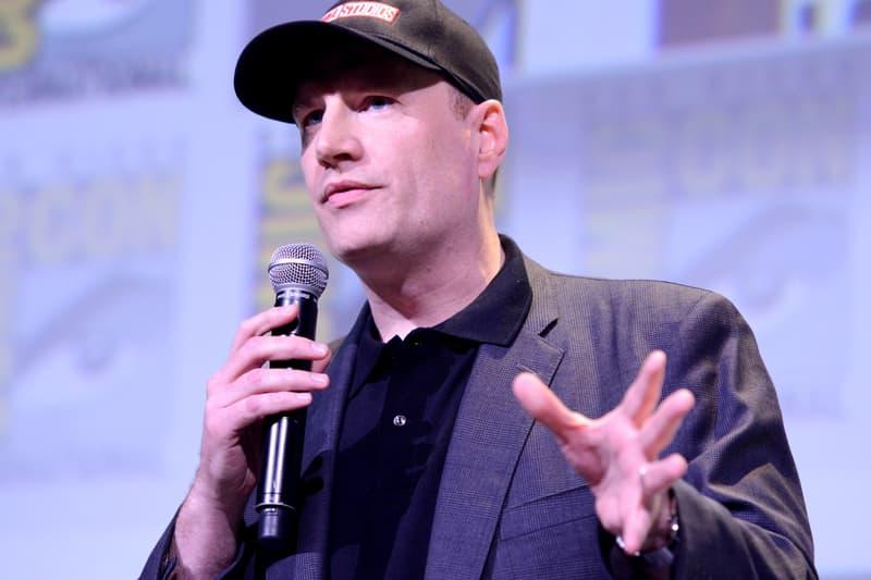 Kevin Feige Marvel Studios X-Men Movies 2019 Fox Disney Wolverine Cinematic Universe