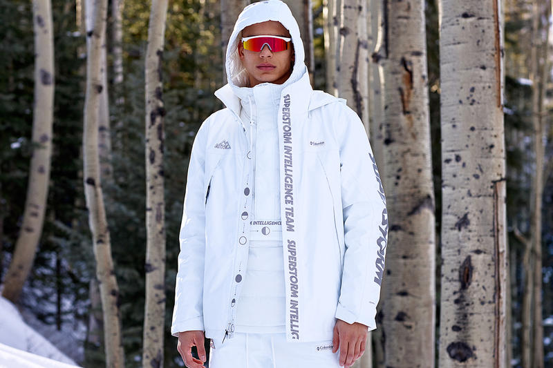 Kith columbia adidas terrex union capita oakley aspen ronnie fieg 2018 coats winter jacket cold sneakers trail Free Hiker Agravic Snowboard