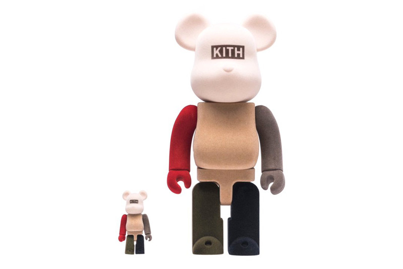 a12eaf6c4d300 New York s KITH has partnered up with Medicom Toy on a BE RBRICK  collaboration