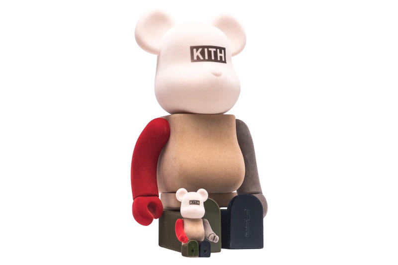 KITH Medicom Toy BE@RBRICK Release