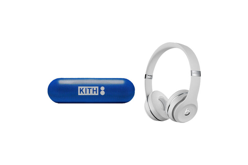 KITH Colette Beats by Dre Beats Pill+ Beats Solo3 Wireless speakers giveaway headphones