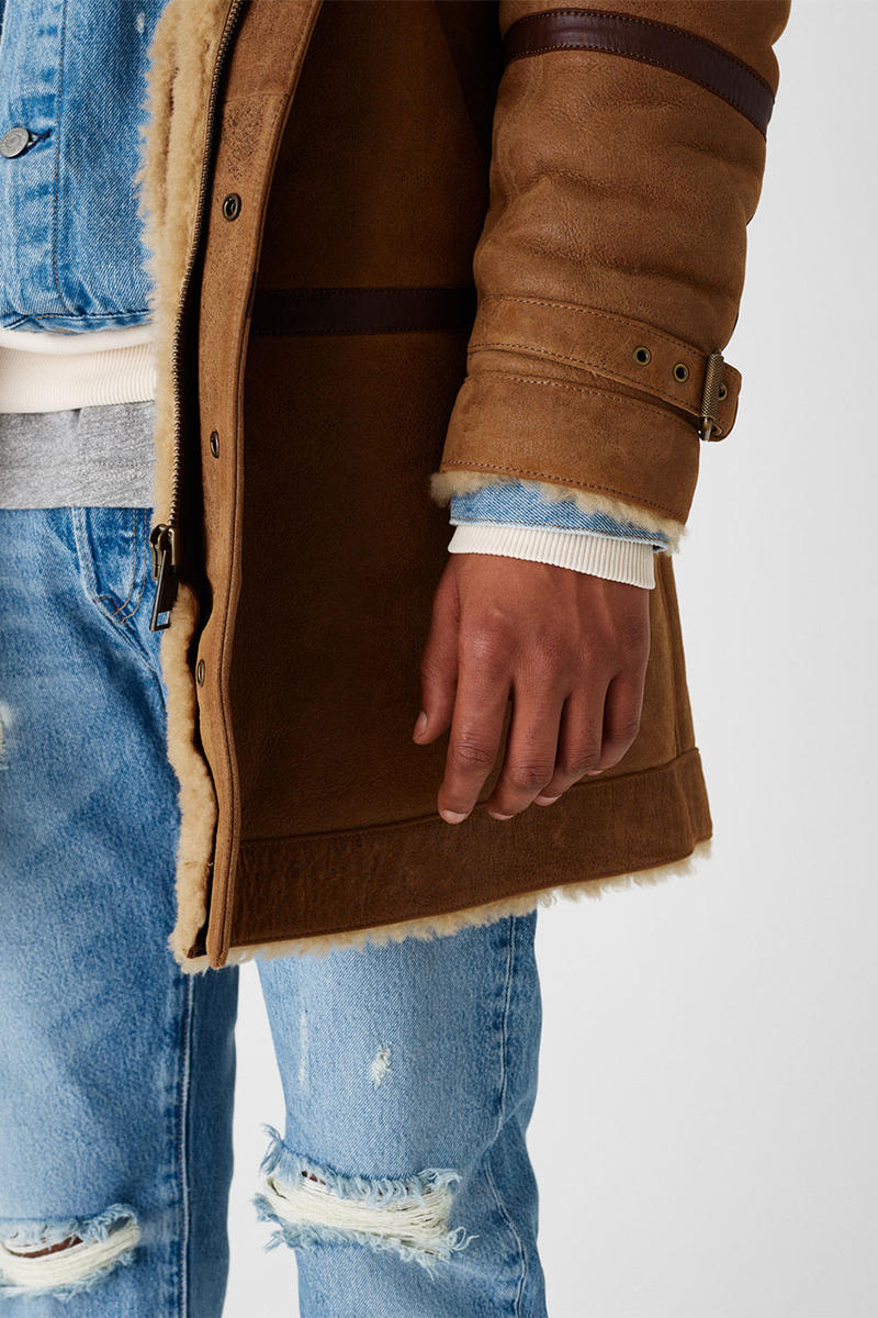 kith winter 2018 collection lookbook fashion december levi's