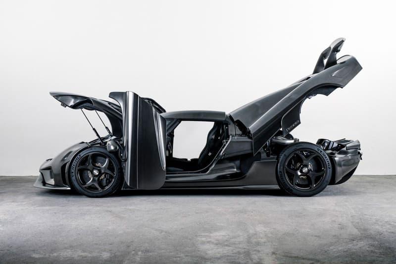 Koenigsegg Regera Naked Carbon Exterior automotive car supercar cost price
