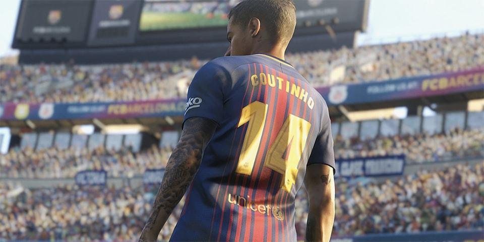 Konami Launches Free 'Pro Evolution Soccer 2019 Lite' | HYPEBEAST