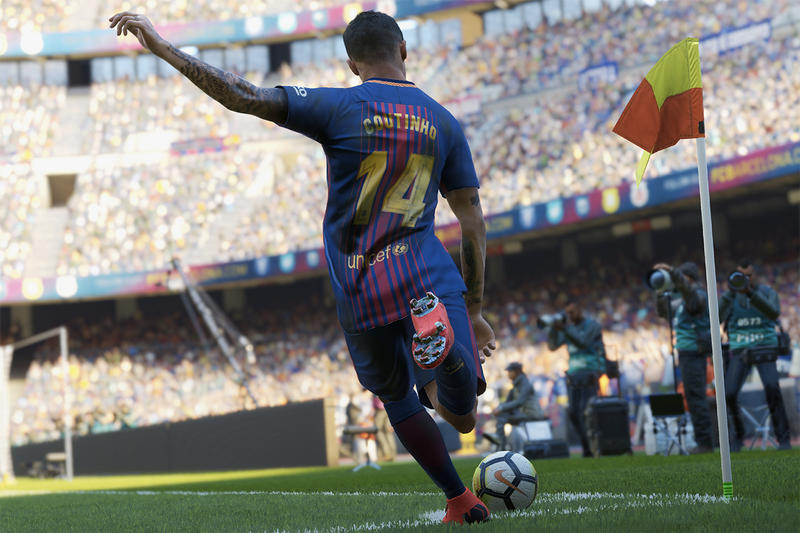 Konami Launches Free 'Pro Evolution Soccer 2019 Lite