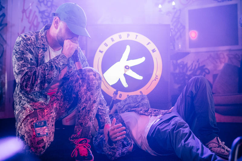 Kurupt FM People Just Do Nothing Tour Diary Recap Music Shows Concerts London Oxford Manchester Brighton Bristol Leeds London BBC MC Grindah Chabuddy G Steves Beats Behind the Scenes