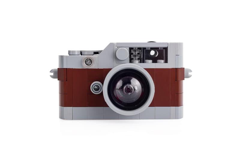LEGO Leica M Camera vintage lego bricks toys collectibles Leica M