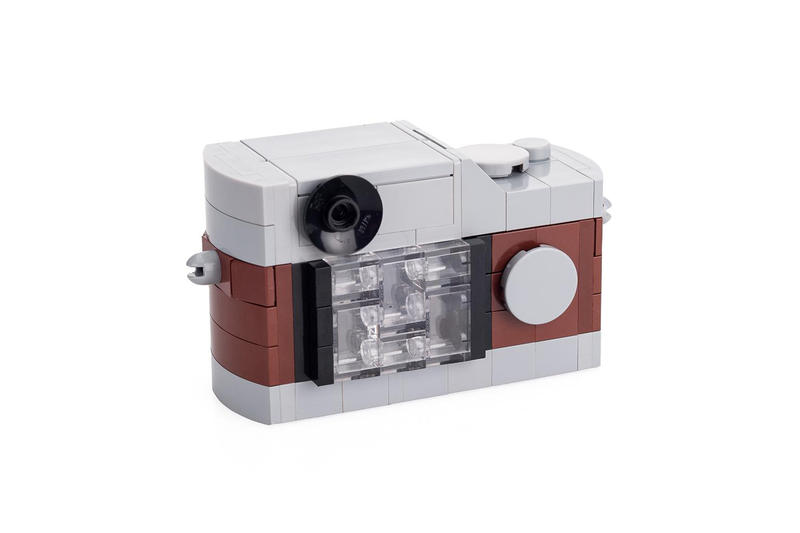 LEGO Leica M Camera vintage lego bricks toys collectibles Leica M