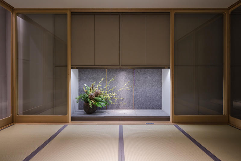 life style koubou windowless modern fukushima japan house home architecture
