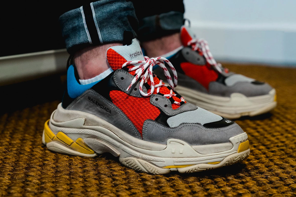 hottest sneakers 2018