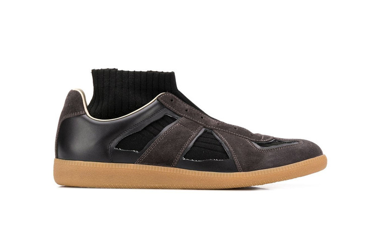 c6073c5ab Maison Margiela s Latest Replica Sneaker Features a High-Top Sock