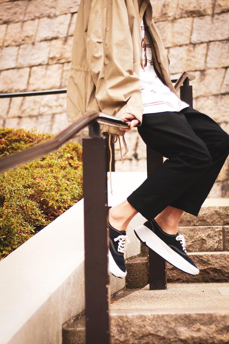 MARKA Spring/Summer 2019 Collection Editorial markaware arknets japan