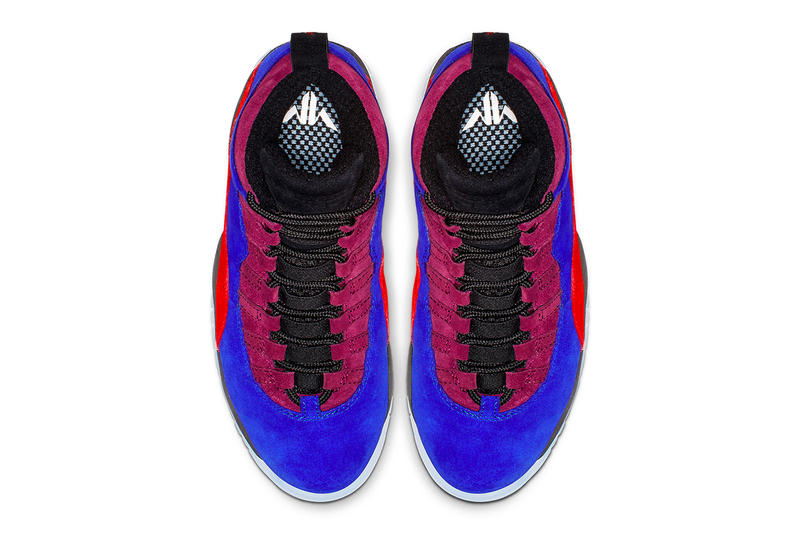 Maya Moore Air Jordan 10 Court Lux Official Look Release info Date Concord Black Rush Red Bordeaux