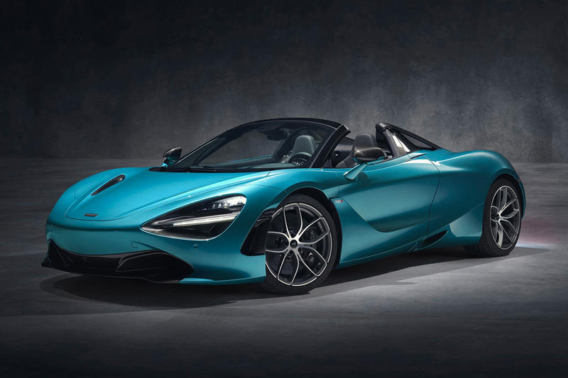 McLaren 2019 720S Spider Convertible Unveiled design specifications performance price supercar drop top model new car automotive