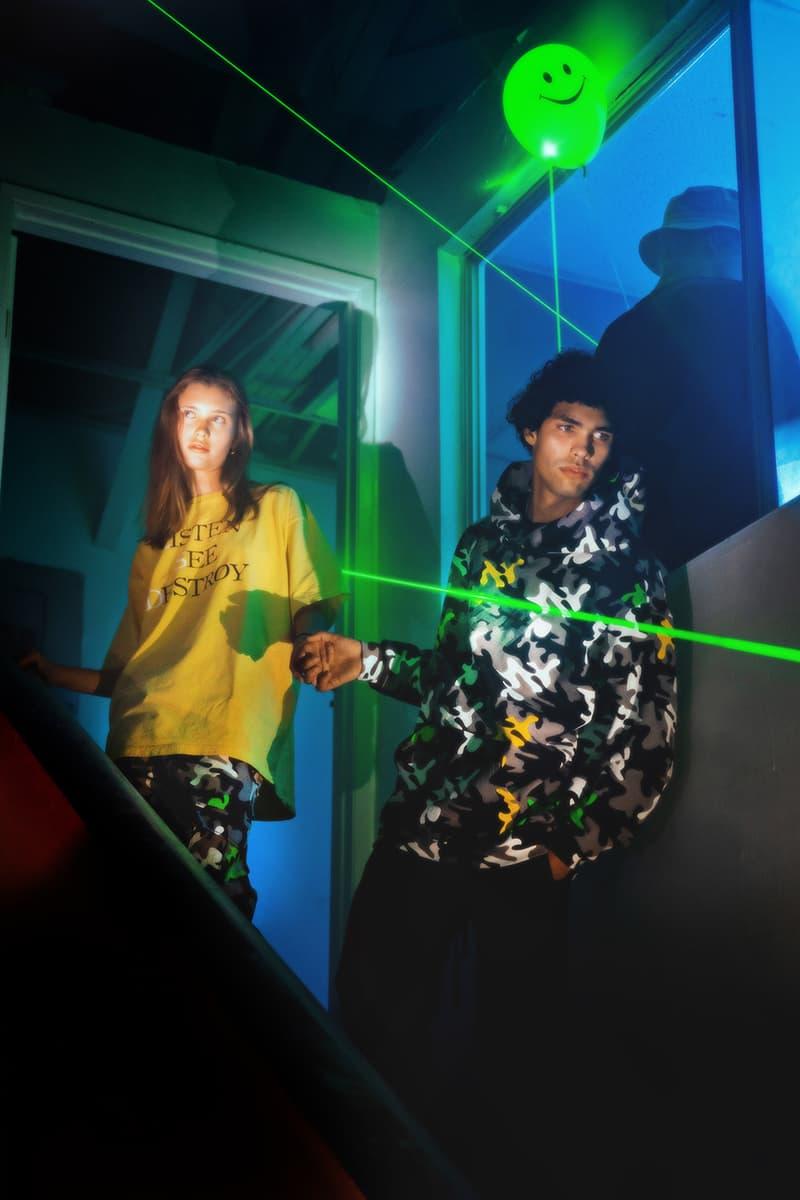 A$AP Rocky AWGE Midnight Studios Midnight Rave Pop-Up Shop