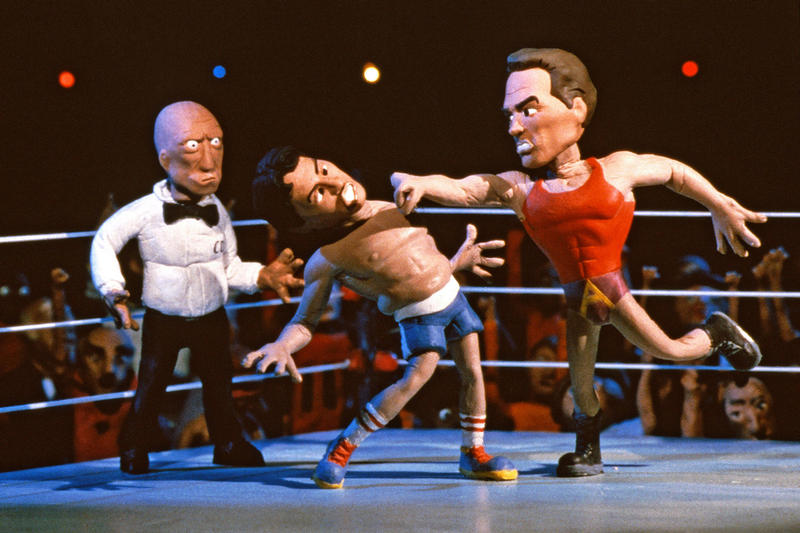 MTV Celebrity Deathmatch Ice Cube Viacom new version revamp 2018 2019 news rumors info details stars claymation streaming bob bakish network channel cast