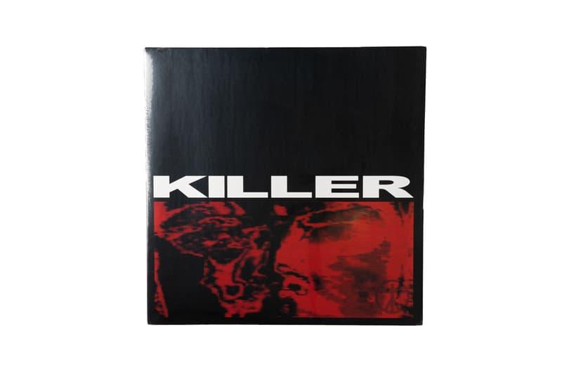 "Boys Noize 12"" Vinyl Track Killer Steven A. Clark giveaway"