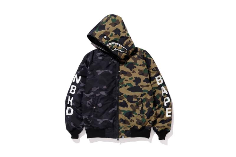 pick up cb6ef 5c9de BAPE x NBHD x adidas Entire Collab Collection | HYPEBEAST