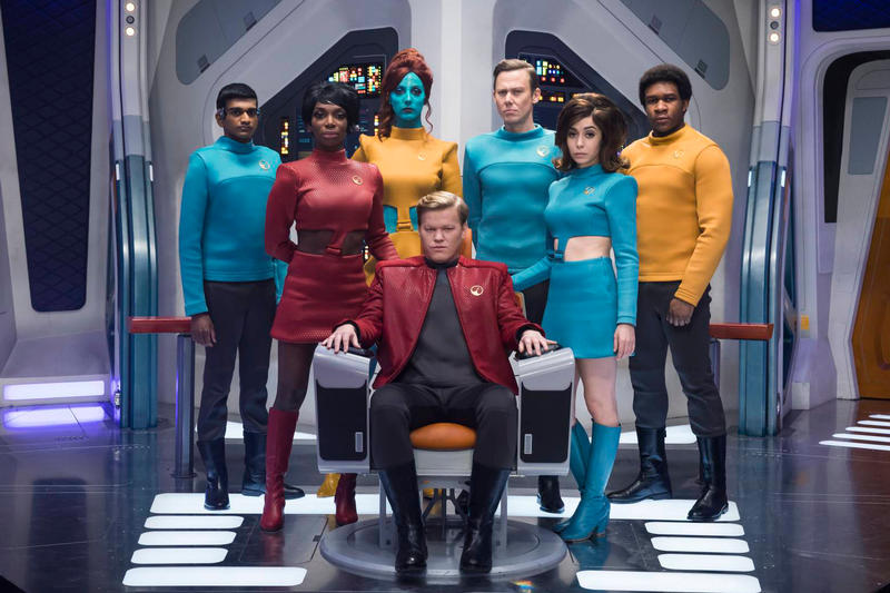 Netflix Confirms Black Mirror Season 5 2019 Return charlie brooker tv shows uss callister