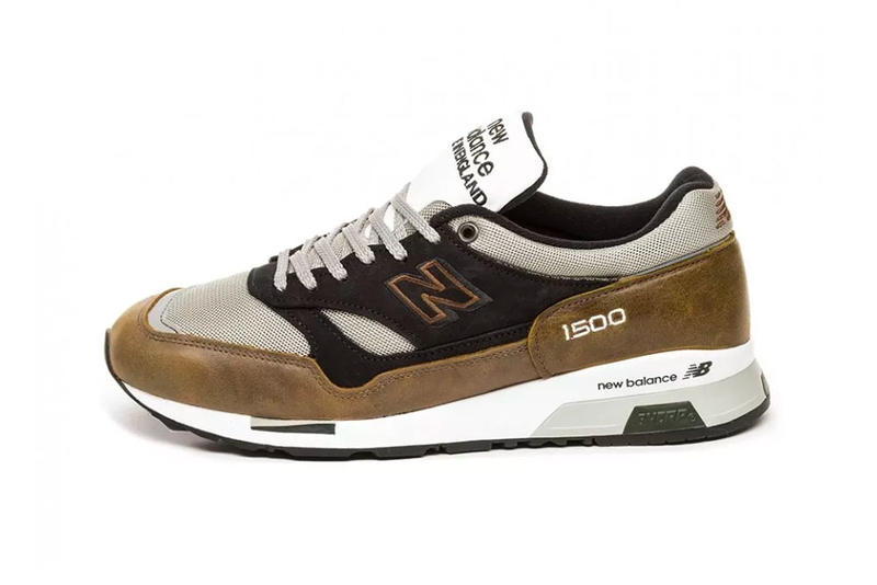 "New Balance 1500 ""Forest Green"" grey black Release Date info price colorway sneaker purchase size stockist M1500TGG"