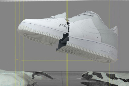 UPDATE: Nike Reveals Official Release Date for A-COLD-WALL* x Air Force 1