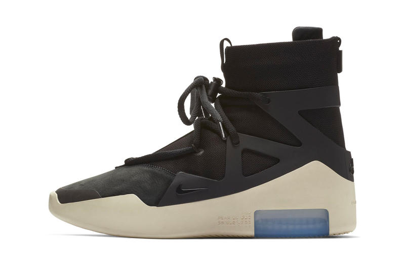 c273a2e5e580 An Official Look at the Nike Fear of God 1