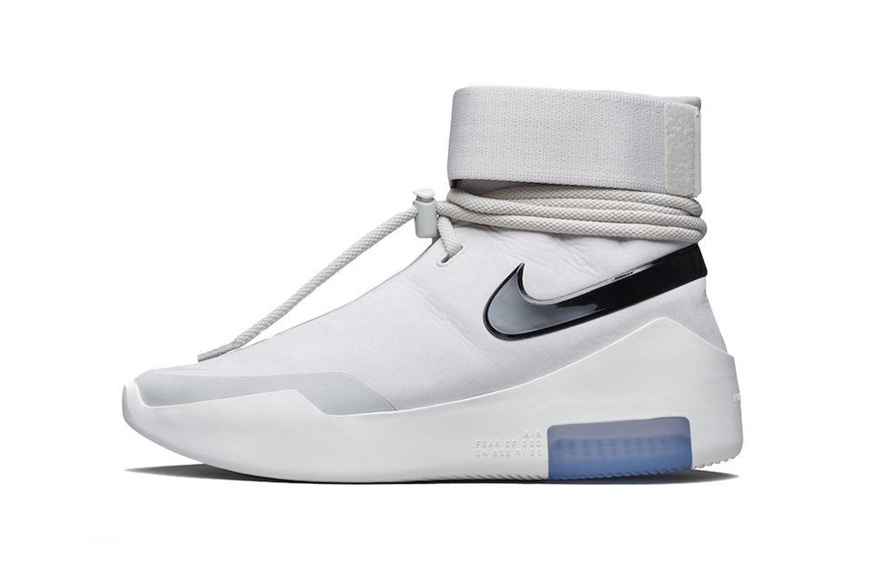 Nike Air Fear Of God 1 Shoot Around In Light Bone Hypebeast