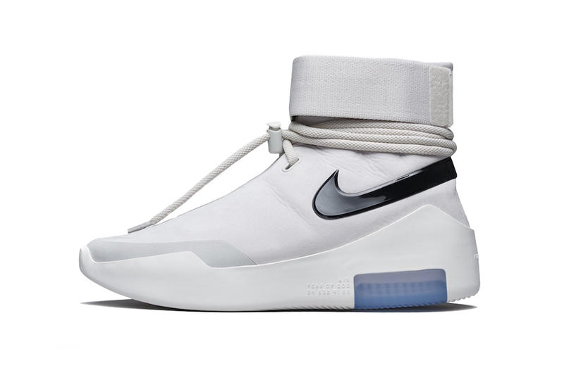 3be1c1d2b nike air fear of god 1 shoot around light bone black release information  footwear fear of