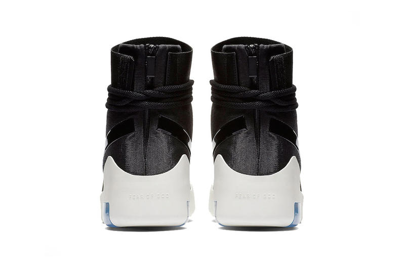 nike air fear of god shoot around 2018 december release date footwear